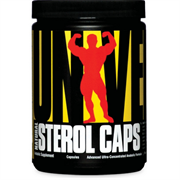 UNIVERSAL NUTRITION NATURAL STEROL CAPSULES