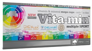 OLIMP VITA-MIN MULTIPLE SPORT (60 КАПС.)