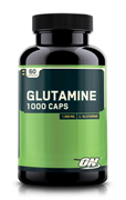 OPTIMUM NUTRITION GLUTAMINE 1000 CAPS (60 КАПС.)