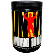 UNIVERSAL NUTRITION AMINO 1000 (500 КАПС.)