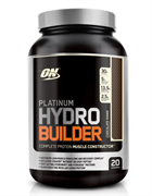 OPTIMUM NUTRITION PLATINUM HYDRO BUILDER (1040 ГР.)