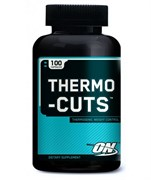 OPTIMUM NUTRITION THERMO CUTS (100 КАПС.)
